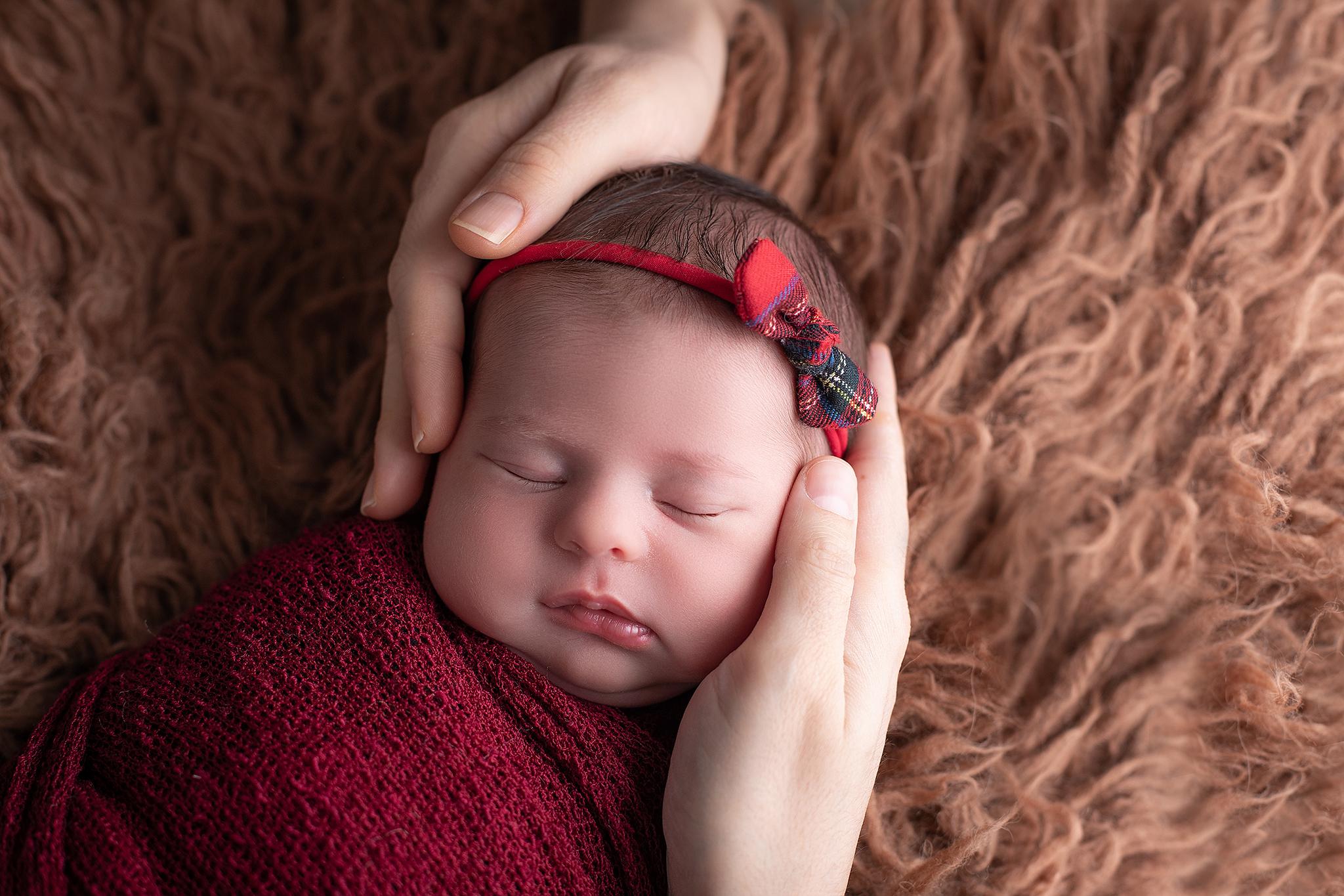 fotografie neonato varese