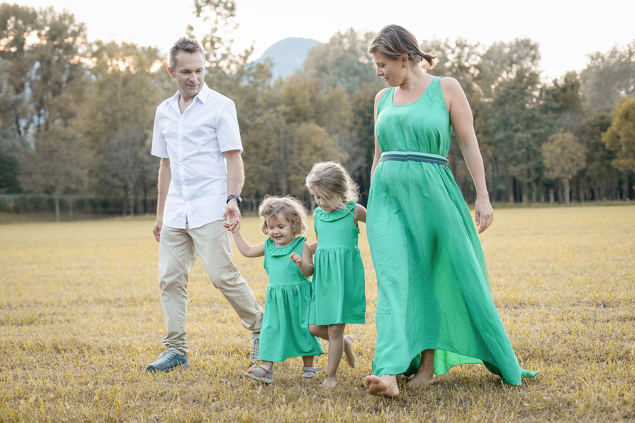 servizio fotografico famiglia novara