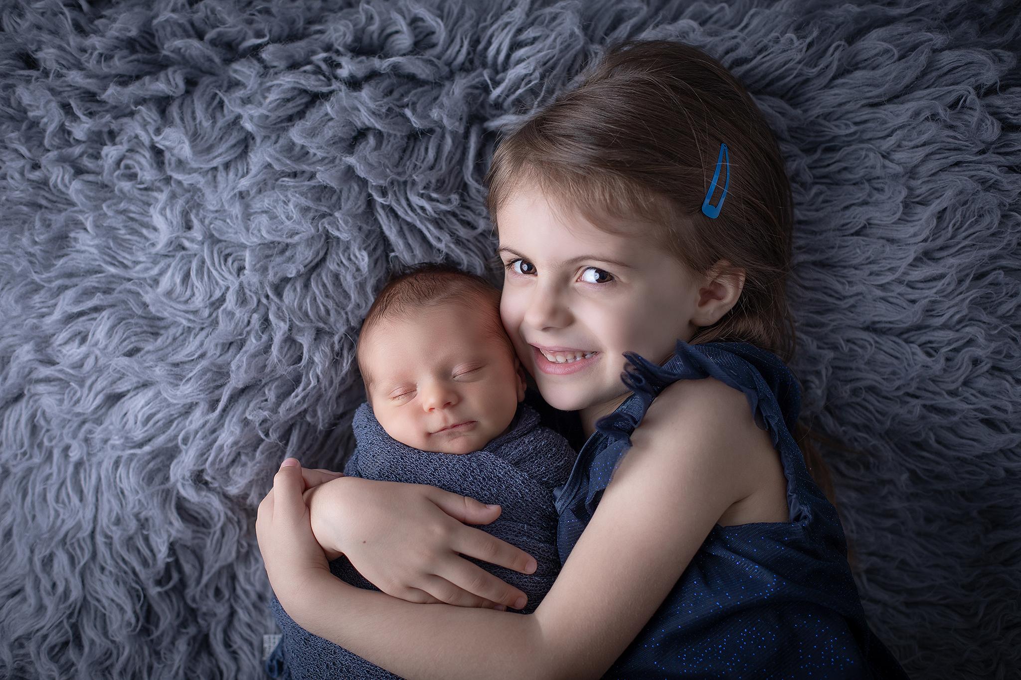 servizio fotografico neonato verbania